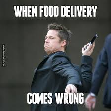 Wrong Meme - when food delivery in dubai comes wrong image dubai memes