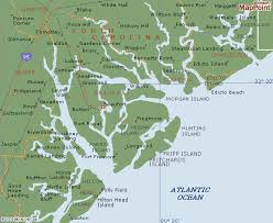 map of beaufort county sc map of hotels in beaufort sc my