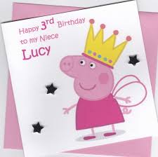 peppa pig birthday peppa pig birthday card windrush cards crafts