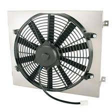 electric radiator fans and shrouds 14 inch fan shroud combo 15 w x 18 h