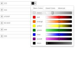 pick color beautiful jquery color picker for bootstrap pick a color free