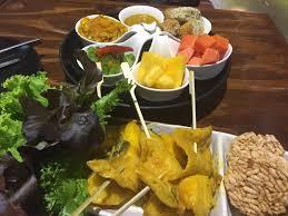 cuisine vegetalienne เต าห หรรษา เลอค า ร าน mango vegetarian and vegan wongnai