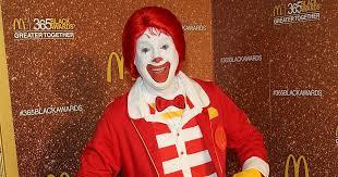 Ronald Mcdonald Halloween Costume Mcdonald U0027s Cuts Ronald Mcdonald Appearances U0027creepy