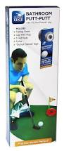 amazon com journey u0027s edge bathroom putt putt mini golf putting