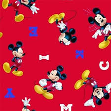 blanket mickey mouse