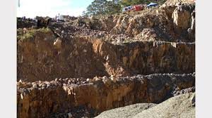 karuah excavator fatality report newcastle herald