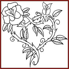 imagenes para colorear rosas imagenes de rosas para dibujar a lapiz archivos imagenes de rosa