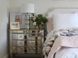 Gold And Grey Bedroom by Rose Gold Bedroom Furniture Clothed Pillow White Clothed Shams