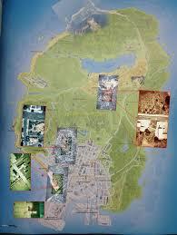 San Andreas Map Los Santos San Andreas Vs Los Santos Gta V Page 2 Ign Boards