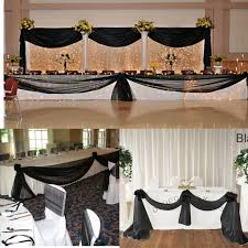 Curtain Table 267 Best Decor Images On Pinterest Decorations Events And