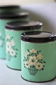 89 best images about vintage kitchen canister set u0027s on pinterest