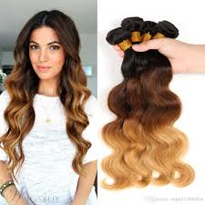 ombre weave cheap 4 bundles deals malaysian ombre weave fashion style 1b 4 27