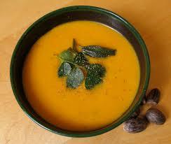 butternut squash and sage soup recipe food republic