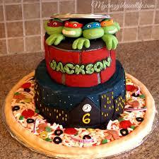 tmnt cake turtles cake my blessed