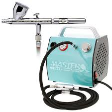hp cs 35mm eclipse airbrush with tc 77 compressor