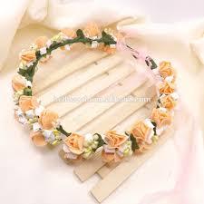 Bracelet Fleur Mariage à Chaud De Nouveaux Cheveux De Mariée Mariage Guirlande Guirlande