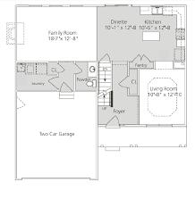 kendall 2 story floor plan ohio 2 story home builders