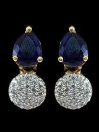 earrings images american diamond earrings c87 ad12 cilory