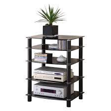 Media Storage Shelves by Component Shelf Stereo Cabinet Audio Rack Media Storage Component