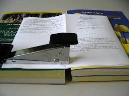 Stapling Resume Resume Should Stapled Weight Views Ml