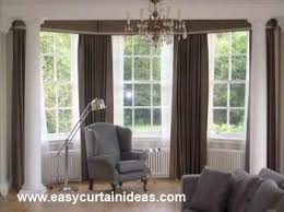 nice living room curtains and drapes for your classic home
