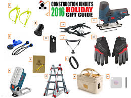 gift guides construction junkie