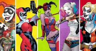 harley quinn jumpsuit dc celebrates 25 years of harley quinn with