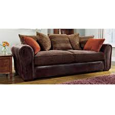 Leather With Fabric Sofas Fabric Sofa For Decorating Your Home Blogbeen