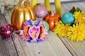 thanksgiving hair bows thanksgiving hair bow