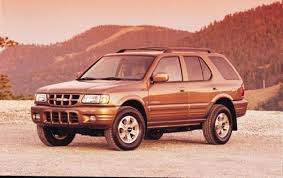 2003 isuzu rodeo information and photos zombiedrive