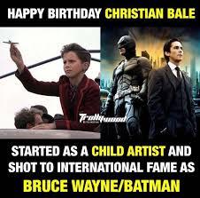 Christian Bale Meme - happy birthday christian bale tamil meme tamil memes trolls