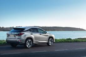 lexus hybrid suv rx450h lexus rx 450h launched in india availalble in luxury and f sport