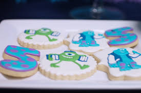kara u0027s party ideas monsters university birthday bash party