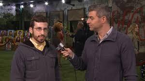 Jeff Schroeder Backyard Interviews Big Brother Over The Top Video Scott Dennis Bb Ott Finale