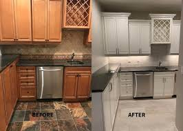 images of kitchen cabinets that been painted should i paint my kitchen cabinets helix painting