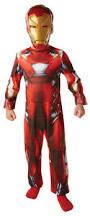 Captain America Halloween Costume Kids Captain America Civil War Boys Fancy Dress Kids Marvel Superhero