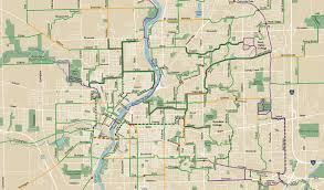 Lincoln Illinois Map by Ride Illinois Maps Ride Illinois