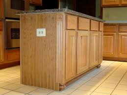 New Kitchen Cabinets Vs Refacing How To Reface Kitchen Cabinets With Beadboard Inspirative