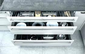 bloc tiroir cuisine tiroir de cuisine coulissant tiroir de cuisine coulissant meuble