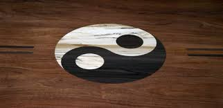 Yin Yang Table by Handmade Yin Yang Tean Table By Myers Design Inc Custommade Com