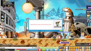 phantom maplestory guide afterlands the statue in the land of warriors maplestory