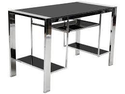 Office Table U Shape Design Modern Creative Glass Desk Table Design Orchidlagoon Com