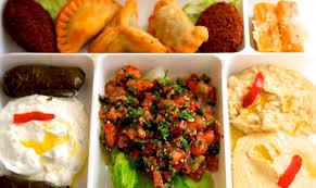 cuisine libanaise livre livraison de plateau repas libanais à marseille o liban