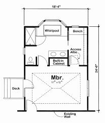 addition floor plans 53 elegant master bedroom and bath addition floor plans images