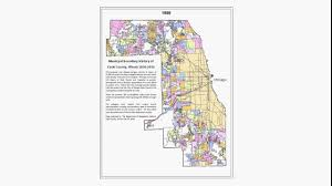 Cook County Il Map Cook County U0027s Municipal Boundaries Changes From 1830 To Present