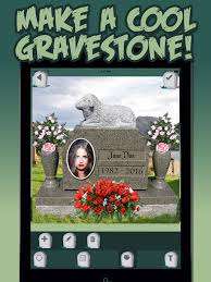 headstone maker gravestone generator custom tombstone maker free apps 148apps