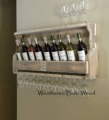 unique wine gifts unique wine racks reclaimed woodchristmas gift wine rack
