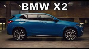 crossover cars bmw first ever bmw x2 crossover revealed luxurious suv price