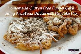 how to make funnel cakes with bisquick funnel cakes with pancake