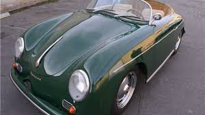 porsche british racing green porsche 356 classics for sale classics on autotrader